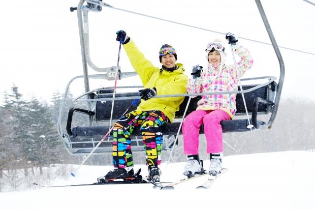 スキー場でのバイトはこの時期しかできない